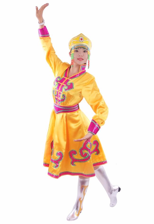 fbfdf780 இMongolski mongolski odzież Etnicznych Kostiumy stroje Taneczne ...