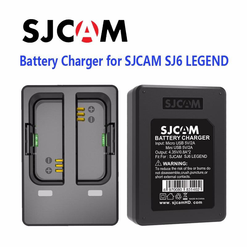 ๏100% Оригинальные SJCAM аккумуляторная литий-на Батарея ...