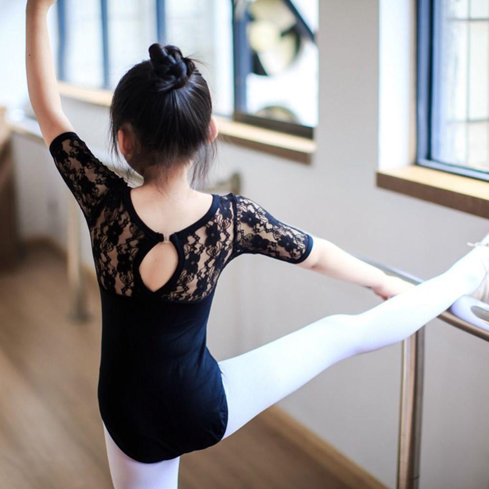 Pendientes De Plata Gimnasia Niña Pelo Negro-Bailando Bailarina Leotardo