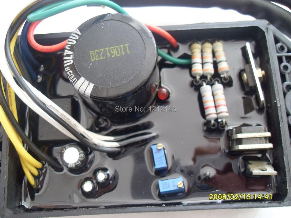 1 unidades de escape olla silenciador adecuado Robin ey28