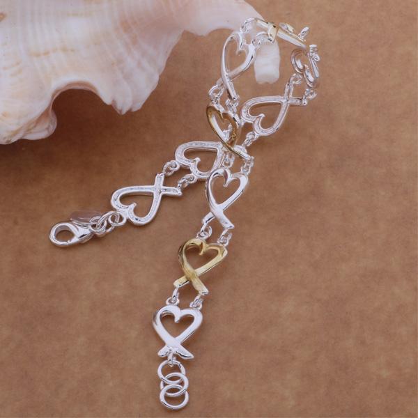 Fashion 925 Sterling Argent Massif Bijoux Beauté Dangle Boucles d/'oreilles pour femmes E168