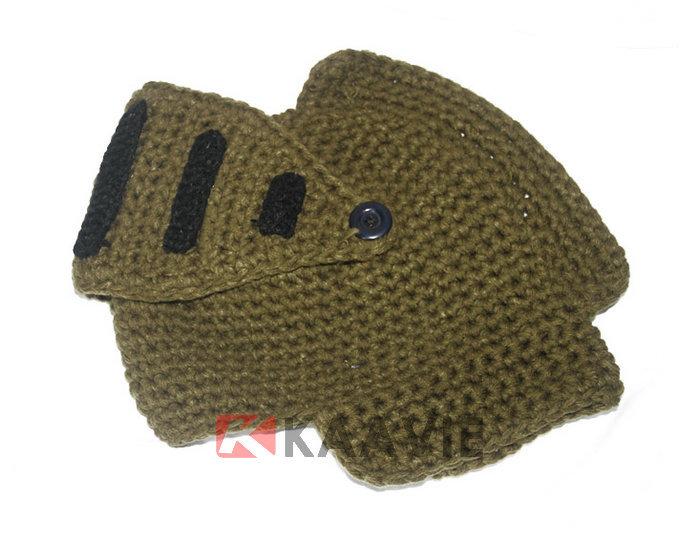 Knight Helmet Pattern Free - VAST