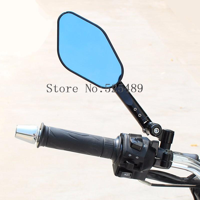 Espaciadores adaptadores de luces de se/ñal de giro de la motocicleta para Kawasaki Z250 Z300 Cloverclover