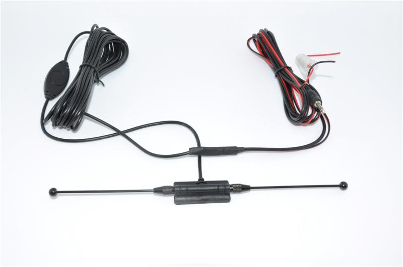 【2015 Preço de Fábrica DC3.5 anolog tv antena Do Carro Antena ...