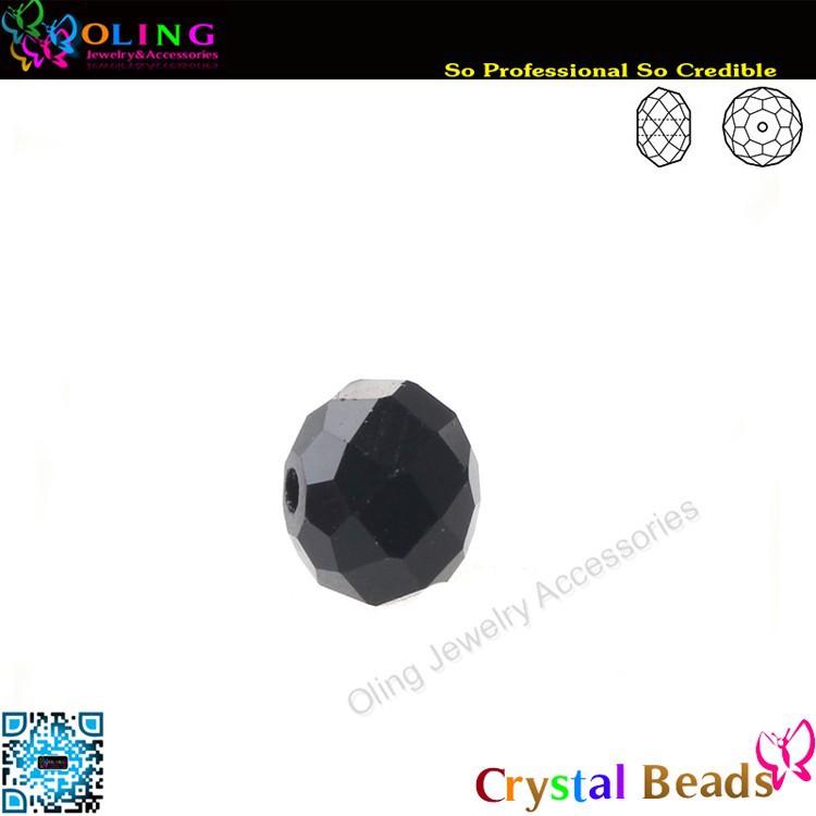 Environ à facettes rodé perles 10 mm FRENCH ROSE 10 ST