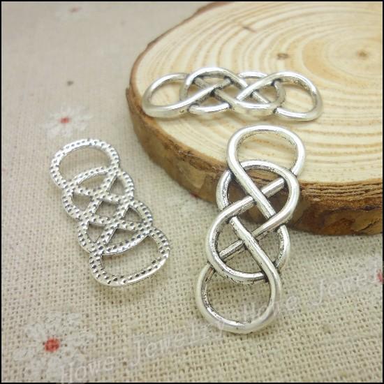 Luxery Charms Colgante individual intercambiable para pulsera de acero inoxidable mujer joyas de malla de plata joyas para mujeres