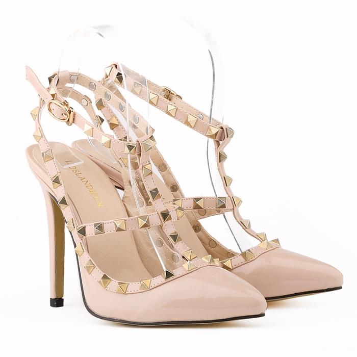 Mariage Femmes Talons ᐃloslandifen Chaussures Hauts De