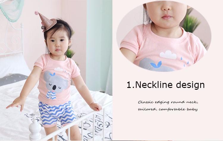 31bdd6a9fe89a nom du produit: Enfants Pyjamas Costumematériel: CotonStyle: Mode,  Mignonpoids: 0.2Kgpaquet: opp