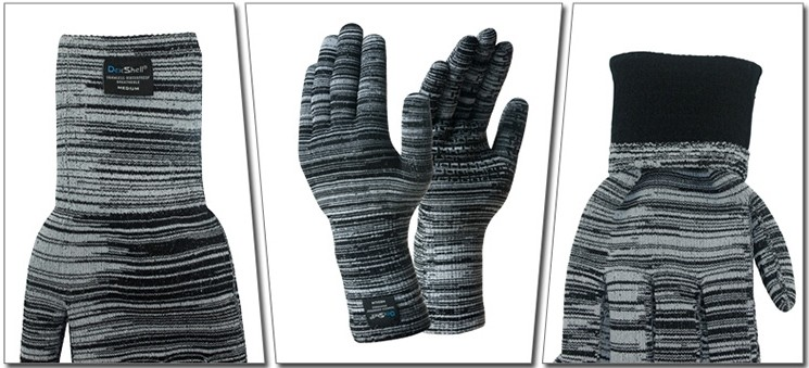 Dexshell touchfit 100/% impermeable y transpirable MENS Damas Caliente De Invierno Guantes
