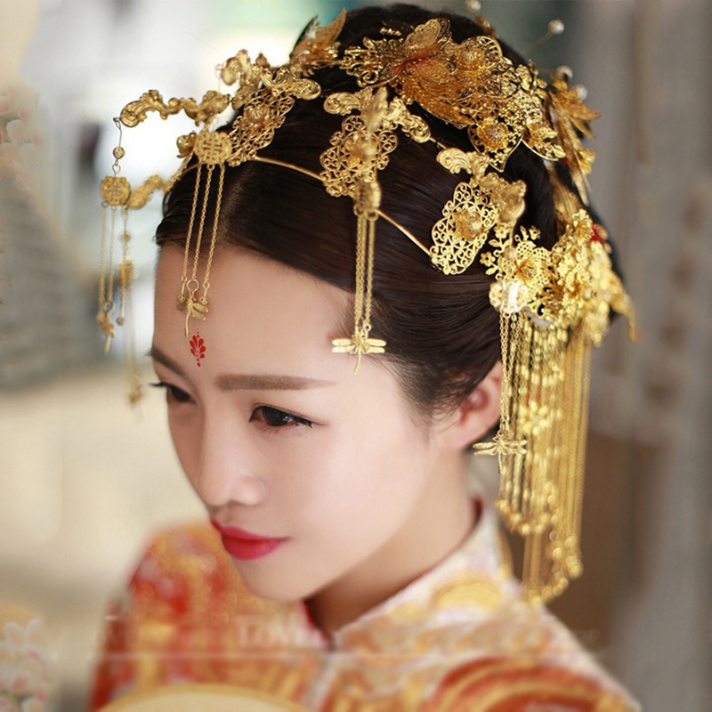 Online Buy Wholesale traditional chinese hair accessories ...