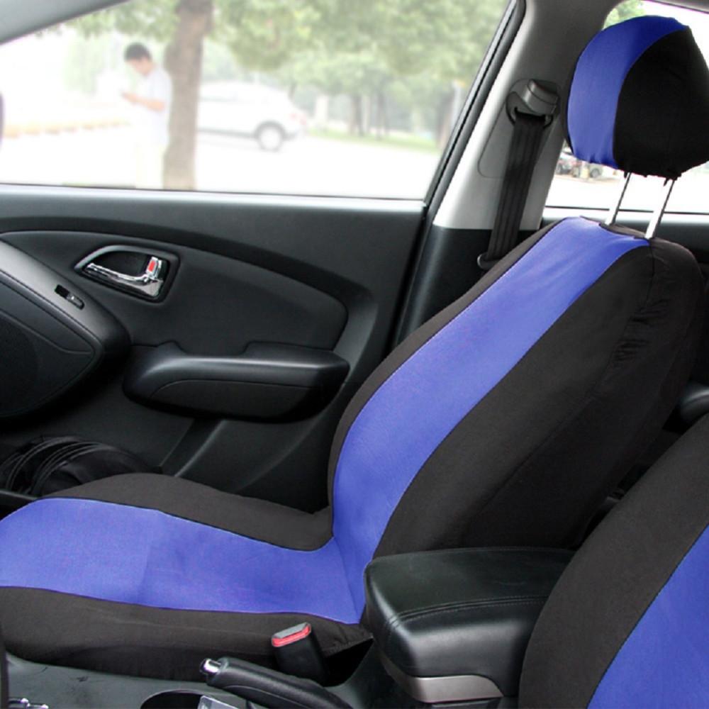 Verde Camuflaje Impermeable cubiertas de asiento de coche 2 X frentes 2015 Ford Mondeo