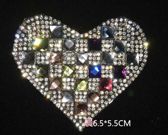 joyas o Craft haciendo vendedor del Reino Unido 5-20 grandes GP Amor Corazón Colgantes 50mm