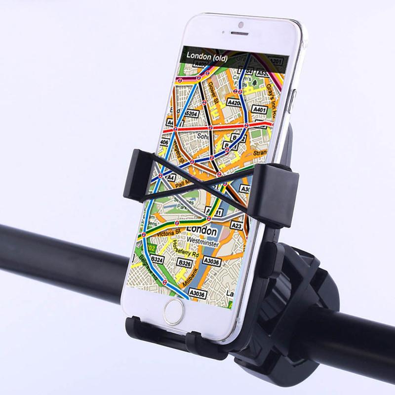 Soporte para teléfono de Manillar de Montaje para Bicicleta Bicicleta Grip de 360 ° Samsung Galaxy A7 2017