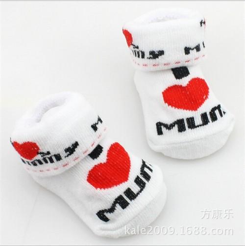 Lana de calcetines Fox Lindo Regalo con Cinta Y Etiqueta-un pequeño regalo perfecto!