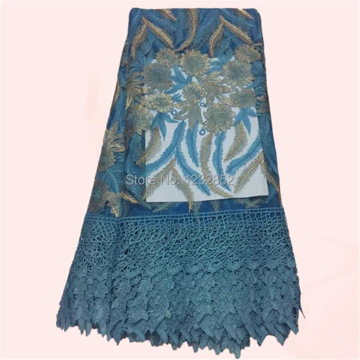 2c59515a ٩(^‿^)۶Fashinable ślub/party dress materiał haft Afryki PNZ11 tiulu ...