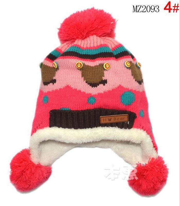 Fur Earflap Hat Knit Pattern