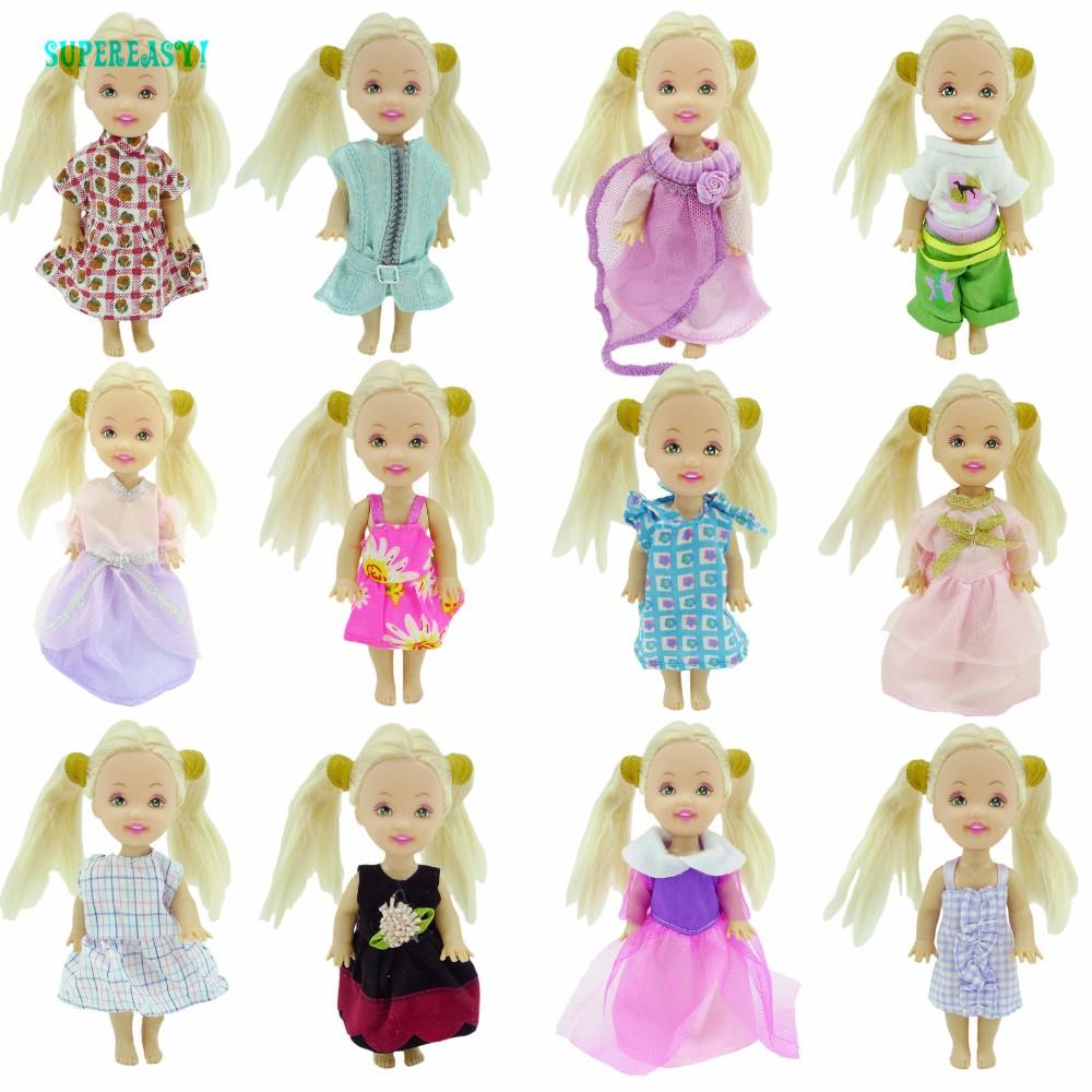 porcelana barroco vestido azul La Sra.//madre-muñeca para muñecas Tube escala 1:12