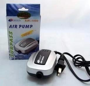 914ee62a7e480 v: 220 V/240 50 hz moc: 2 w przepływ powietrza: 60L/H ciśnienie powietrza:  ≥0. 01Mpa wyjście: 1 Way wielkość zbiornika:<45 Litrów rozmiar: 98 × 56 ×  46mm