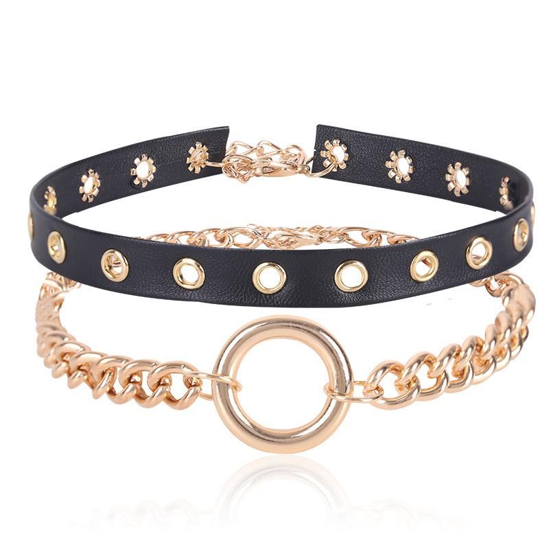 Leonardo Jewels anillo 18 generoso dedo anillo joyas cristal negro 1.8cm 016689