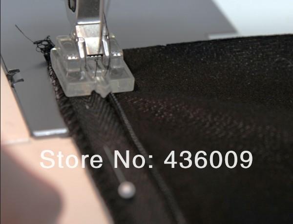 Free unpicker sa//91 Singer Sewing Machine Broche de presión en pie con cremallera//cremallera Pie
