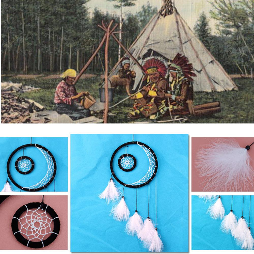Dream porteurs-Multi couleur Enfants Chambre dreamcatcher-native american indian