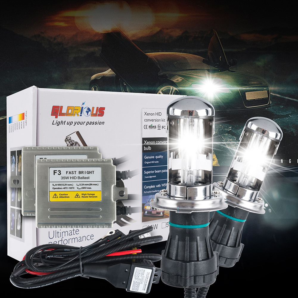 Pour kia sportage MK2 4-LED blanc xénon bright glace côté faisceau lumineux ampoules paire