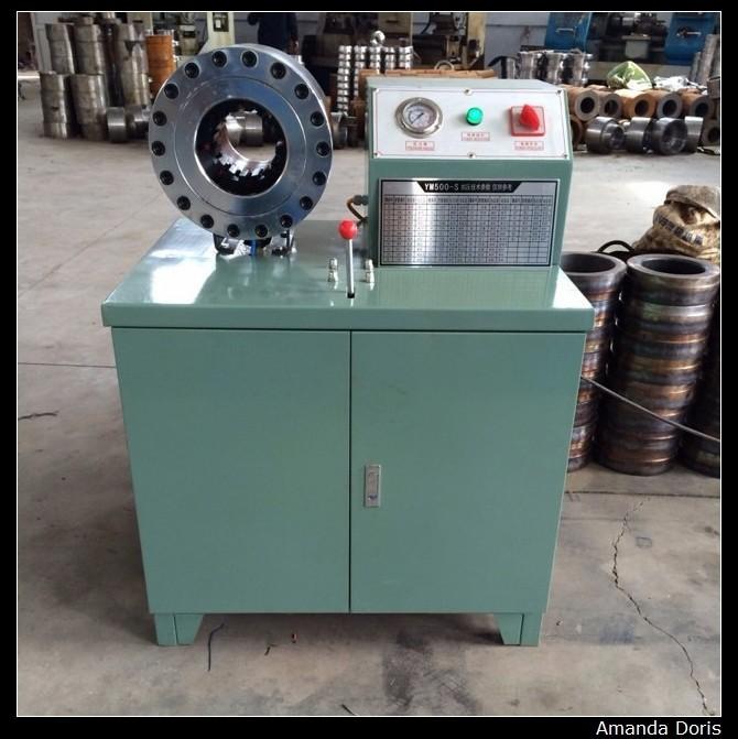 377f9bb58e pompa hydrauliczna i głowy naszej ręcznej maszyny do zaciskania węża  hydraulicznego
