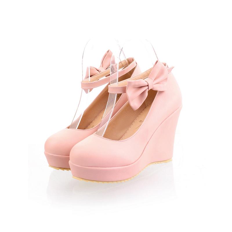 f704cbd69 っكبيرة الحجم 33-43 جديد الربيع/الخريف أزياء النساء حذاء مثير الحلو ...