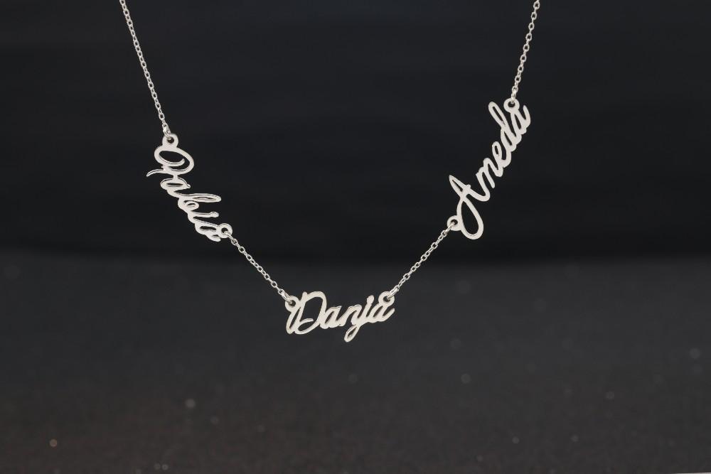 Mignon Ange Gardien Aile Collier Pendentif Dangle Boucles d/'oreilles Bijoux 18KGP Set Cadeau