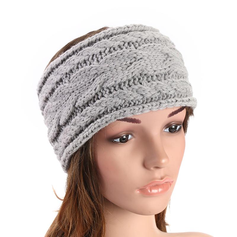 Bow Head Wrap Crochet Pattern