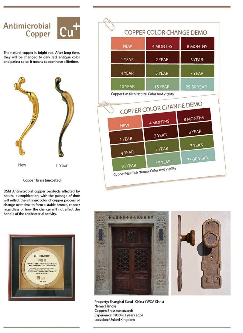 cac415b2c ᗕعالية الجودة الذهبي باب مدخل مقبض سحب صنع من النحاس المتاحة ل دخول ...