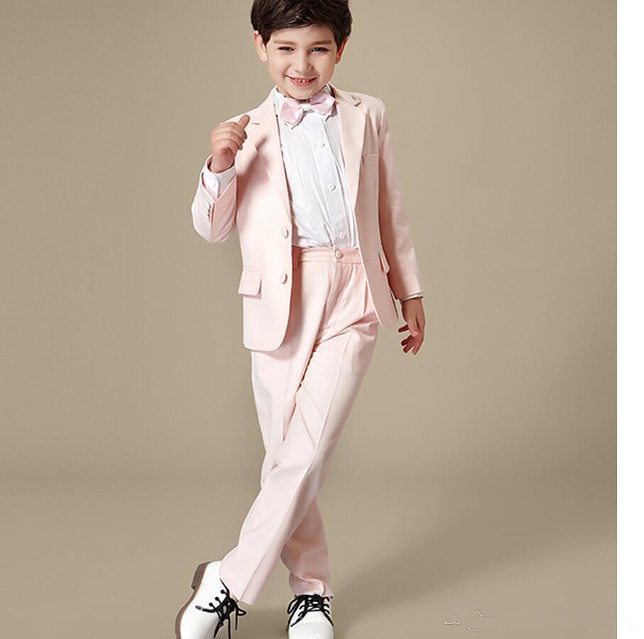 La Corée shirt costumes homme été formelle Casual ensembles Chemise Pantalon 2PS Manteau Slim Fit