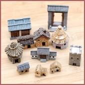 Jack en el cuadro de casa de muñecas en miniatura 1:12 Accesorio De Tienda De Juguete De Vivero