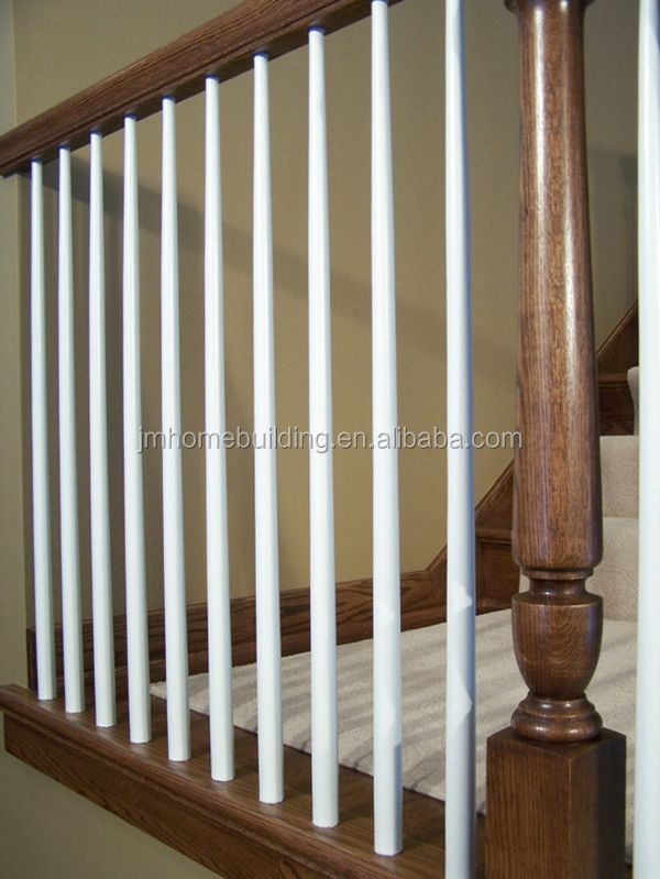Decorative Stair Railing Baluster Spindles Wood Stair