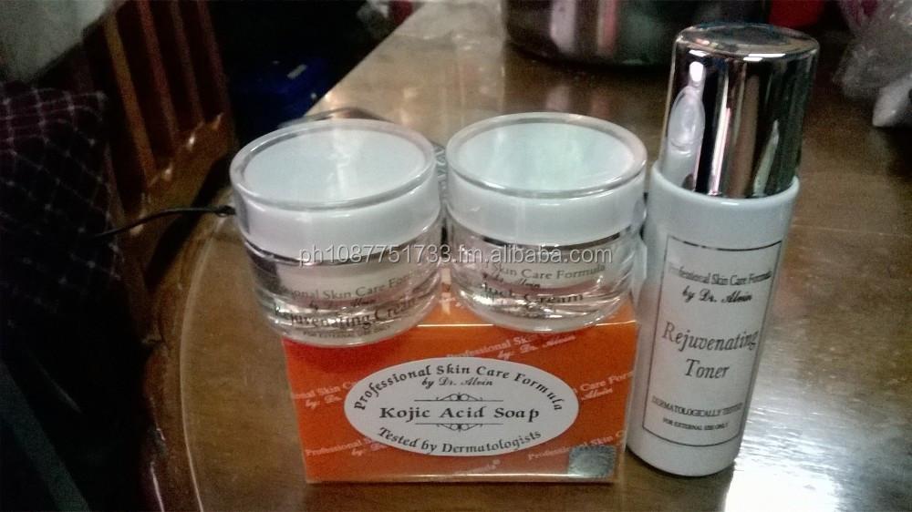 Professional Skin Care Rejuvenating Set