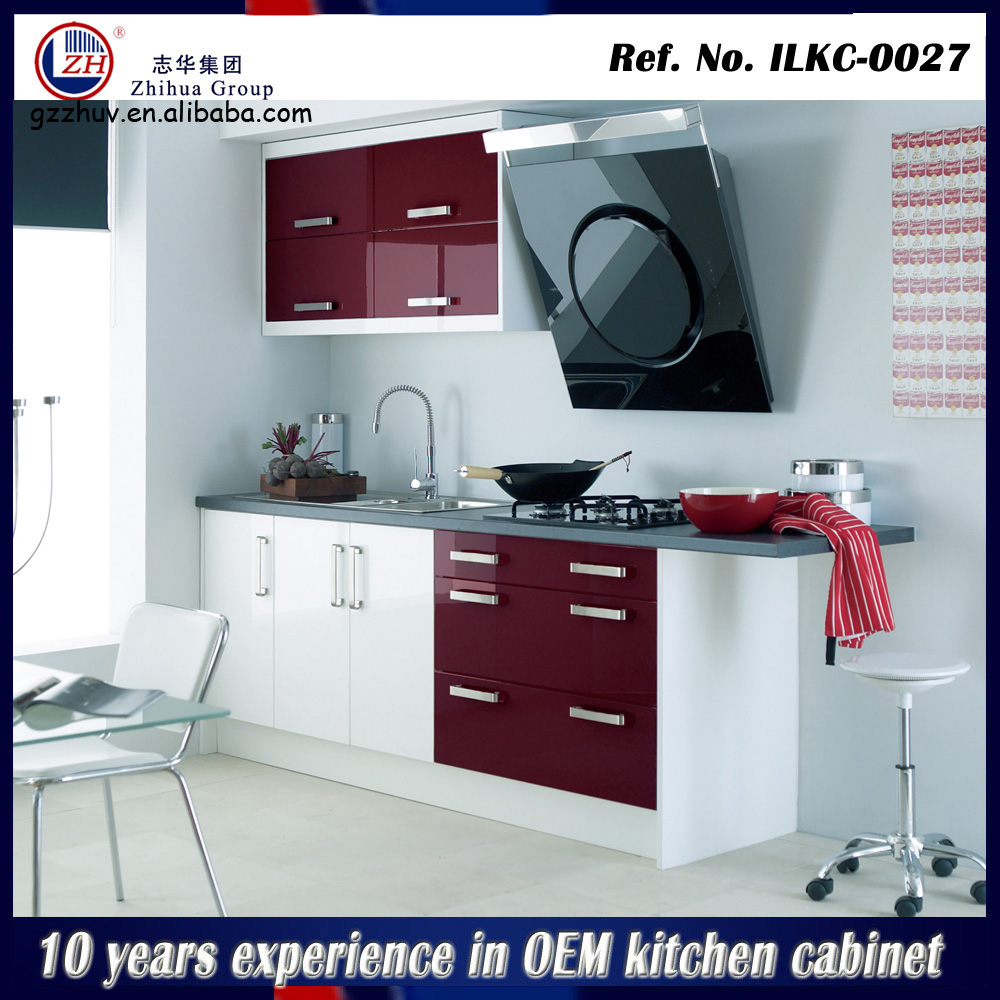 Small Modular Kitchen Designs