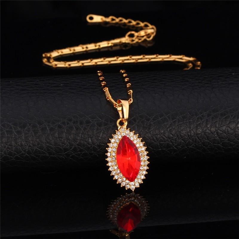 Reino Unido Damas Diseñador pesado Plata y Rosa Oro Largo Colgante Collar Joyería