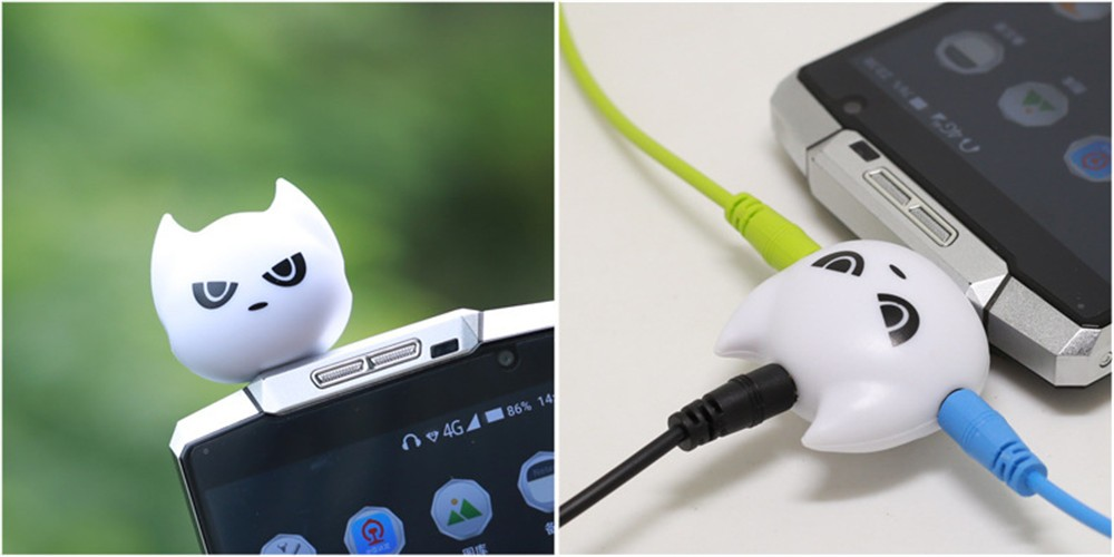Connect Speakers Headphone Jack Adapter