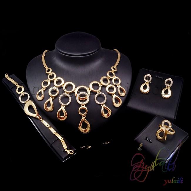 Señora pendientes unos 585 oro dorado 2 Citrine Orange aretes de oro plata