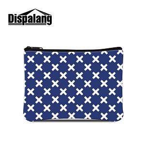 36620ad75f9d7 ᗜ LjഃDispalang 3d الطباعة هندسية لطيف عملة محفظة للفتيات وتغير ...