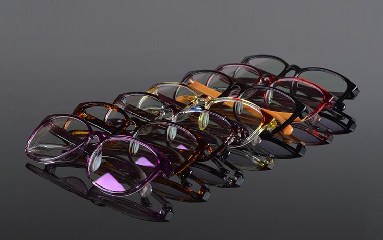 906975129 ᓂTr90 نظارات المرأة مصمم النظارات المستديرة تماما النظر واضحة ...