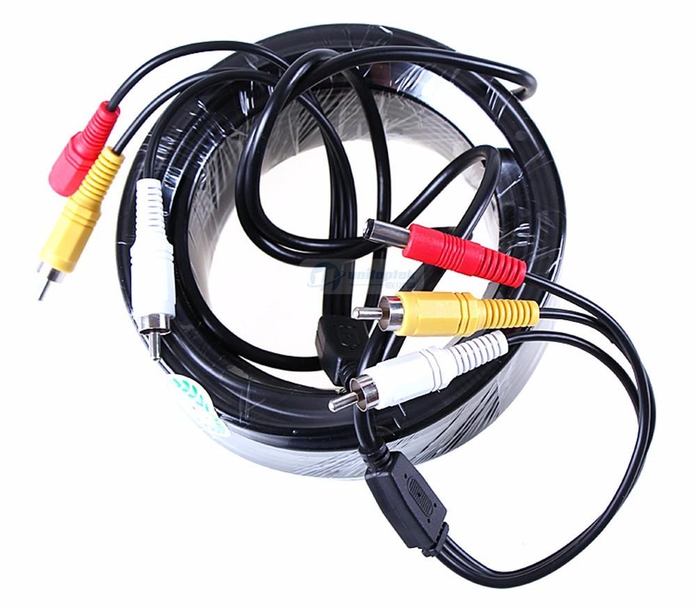 Surveillance Camera Cable