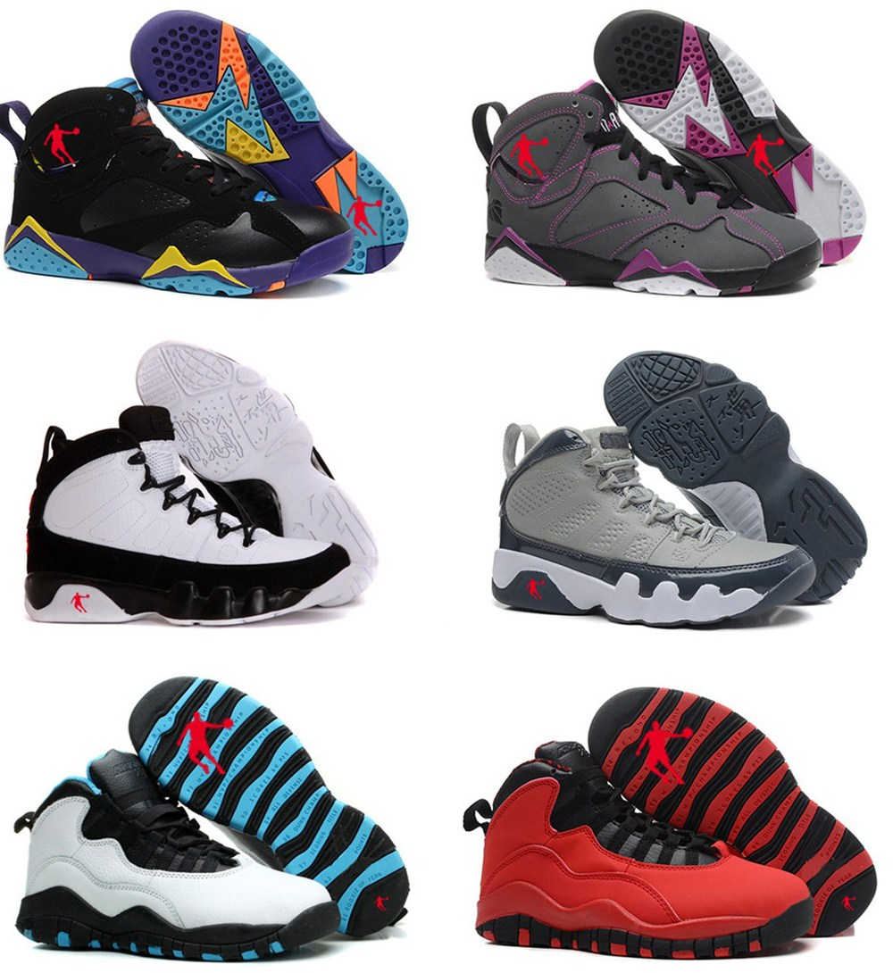10 Basketball Girls 9 Famous Shoes