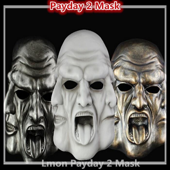 Yetiskinler Payday 2 Maske Dallas Maske Kurt Zincirler Hoxton