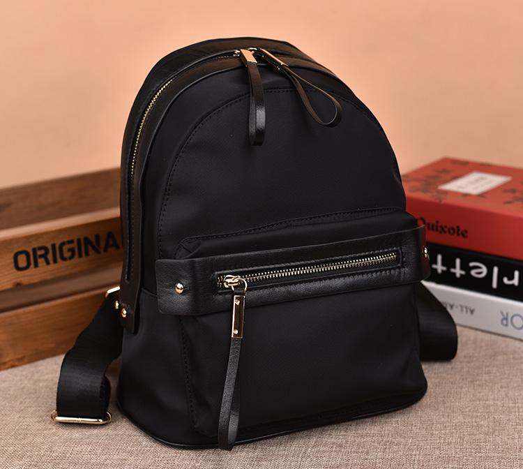 6a2e58a325079 ᐂجديد الكورية نمط المرأة حقيبة عالية الجودة نايلون مع أكتاف حقيبة ...