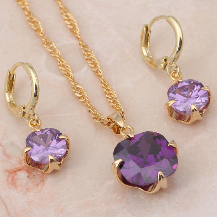 """1.9/"""" Oeil de Chat Rose Quartz Topaze String Larme Prom Boucles D/'oreilles 18K Gold filled"""