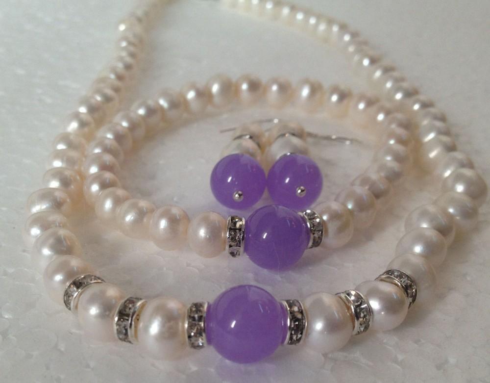 14 mm blanc naturel Akoya South Sea Shell Pearl Silver Plating Crochet Boucles D/'oreilles