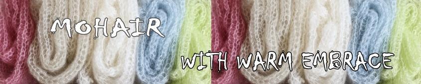 Vente 1 Ball Nouveau Doux DK mohair 50/% ANGORA chèvres Cachemire 50/% soie fil à tricoter