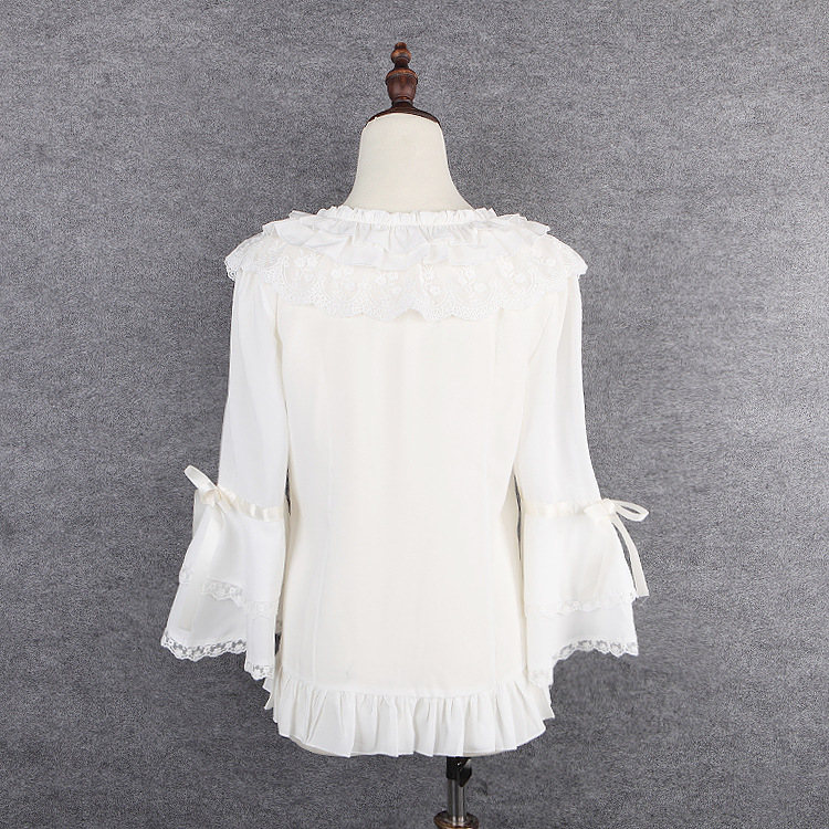 Beautiful White Blouses - Trendy Clothes
