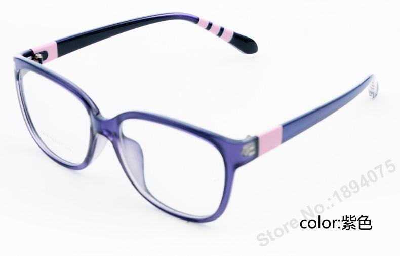840384aea Φ_Φوصفة النظارات إطارات الرجال nerd العين ارتداء النظارات النساء ...